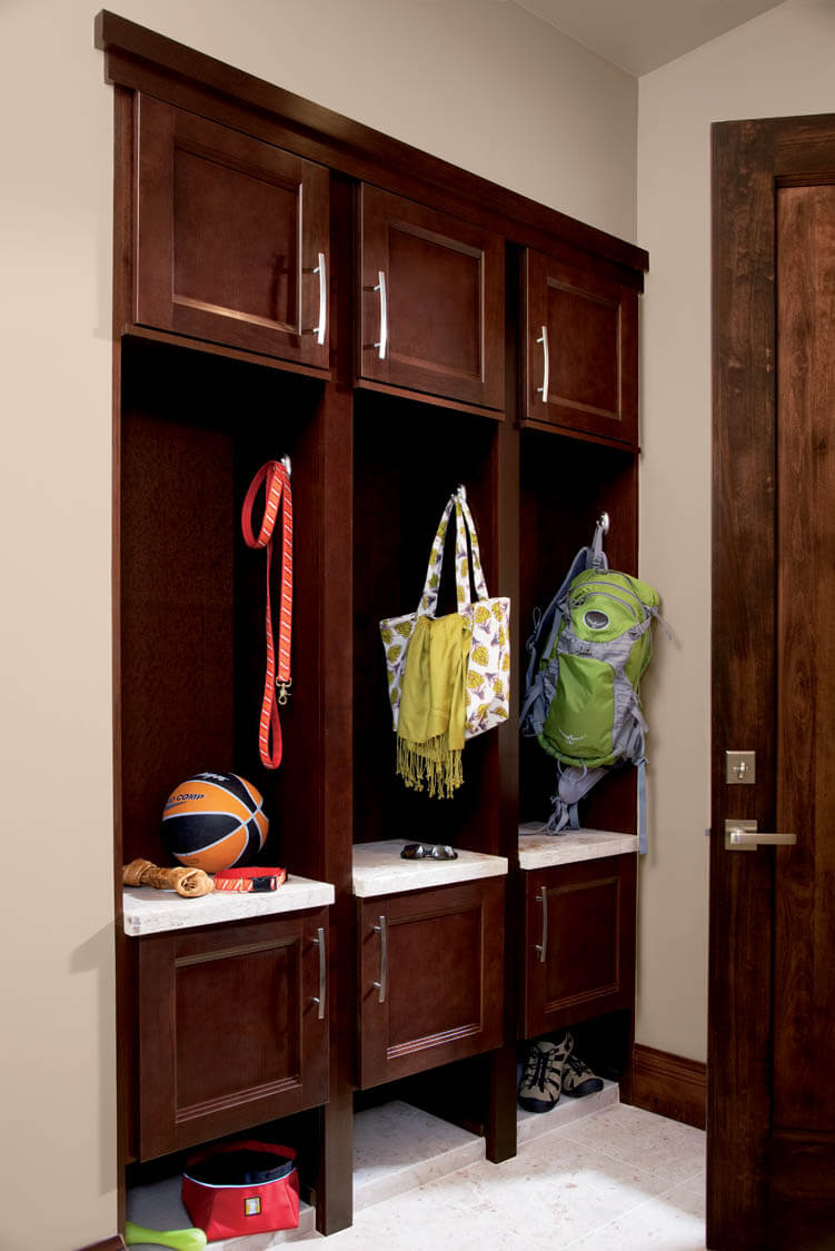 5 Drop Zone Ideas For The New Mud Room