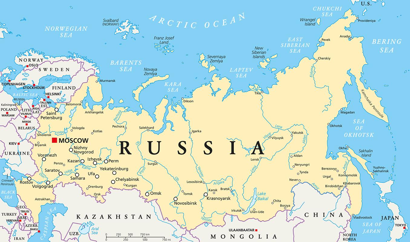 Travel Russia