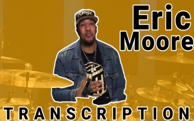 Eric Moore | Chops with Groove