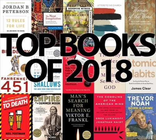 My Top Books of 2018
