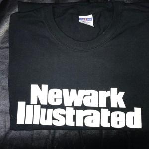 Newark Illustrated Tee