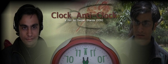 Clock Anti-Clock – a time travel short movie