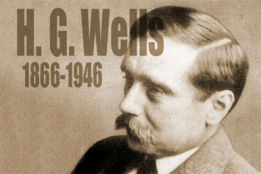 HG Wells - 150 years old today!