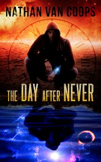 The Day After Never (Nathan Van Coops) book cover