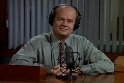Frasier Crane - I'm listening!