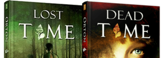 """Lost Time"" and ""Dead Time"" by DL Orton."
