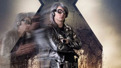 Quicksilver in the X-Men