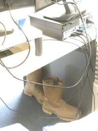 Bootstrap paradox