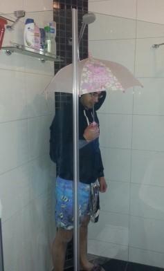 90:10 hoodie not waterproof