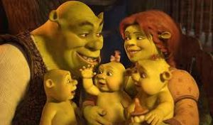 Shrek isn't living happily ever after