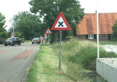 twisted Dutch dimensions