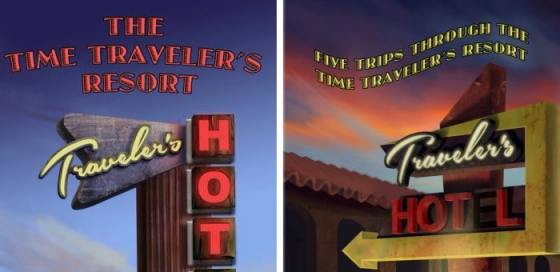 Time Traveler's Resort by Chuck Downing
