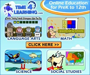 Online Education Program for PreK - 8th Grade