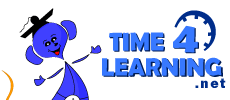 Time4Learning logo courtesy timeforlearning.net