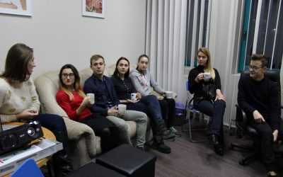 Time For Tea Presentation – Ukraine