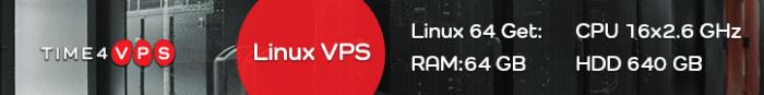Time4VPS.EU - VPS hosting in Europe