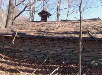 Maple Syrup House – to be acquired and moved
