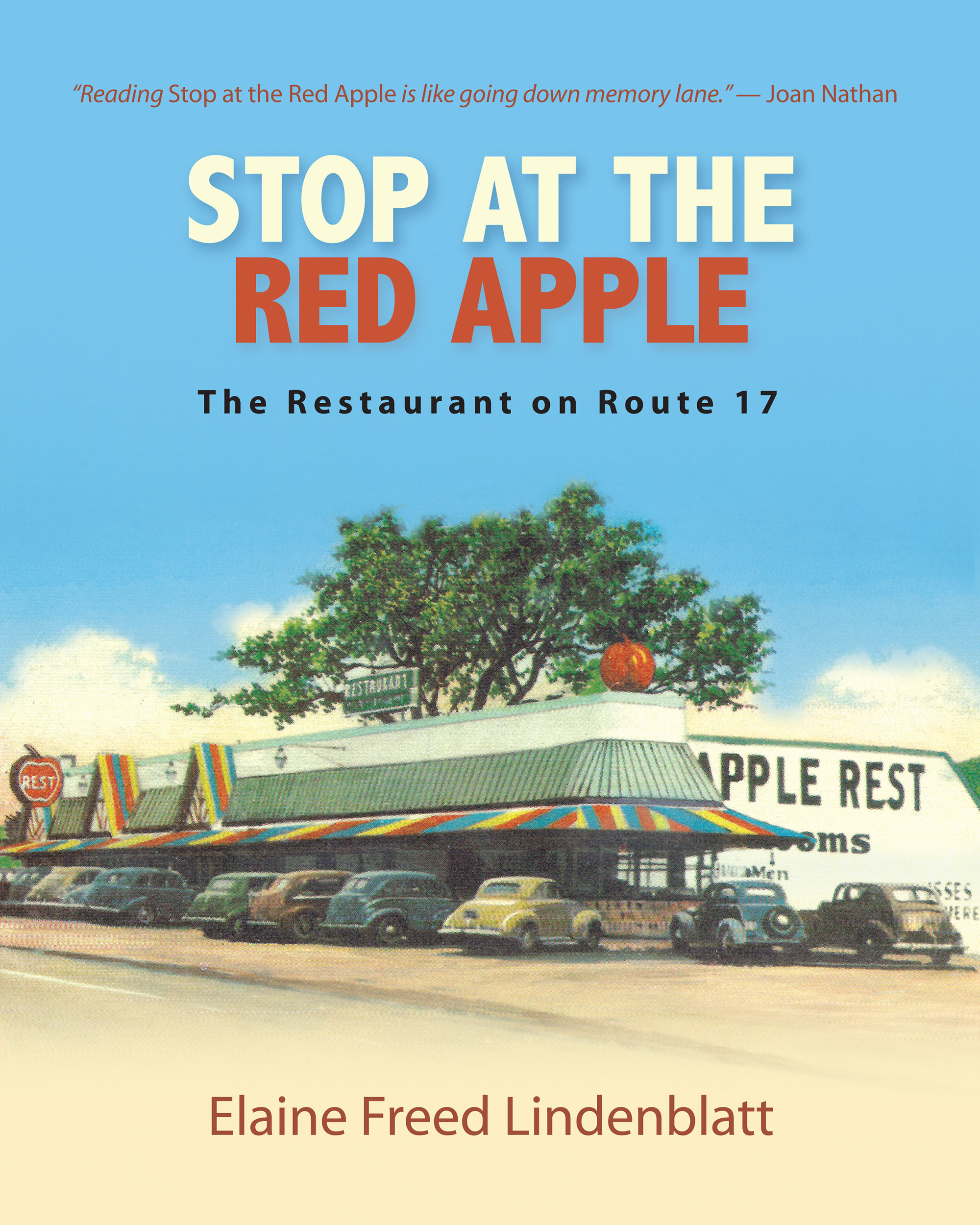 RedApple-Front-Cover