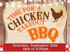 ChickenTakeout BBQ Tickets