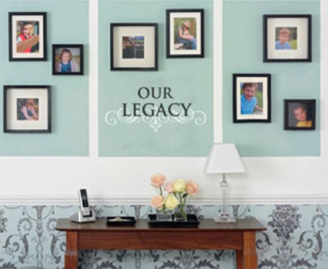 Legacy -2 Wall Family Photos -2