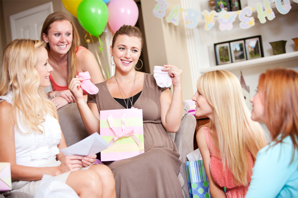 Time Capsule baby shower