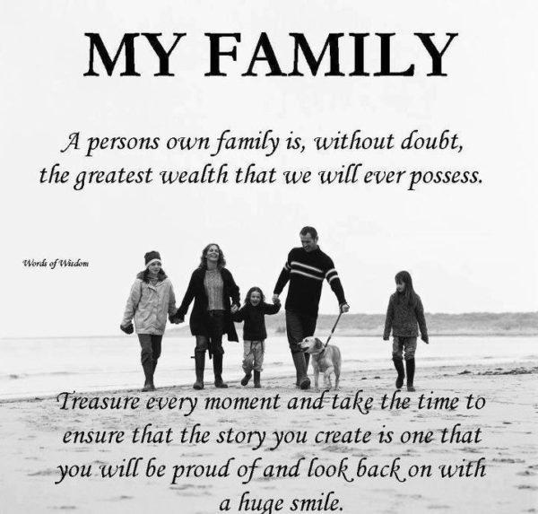 Family is Always There