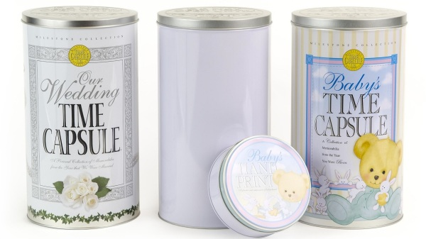 Any Occasion DIY Time Capsule