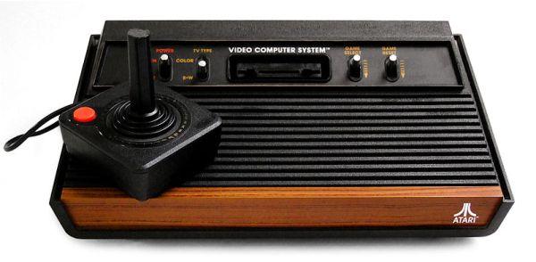 Remember the 80's - Atari 2600