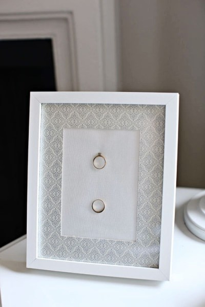 Heirloom Picture Frame - Trash to Treasure