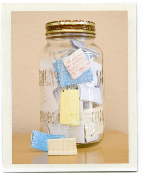 Jar - Trash to Treasure