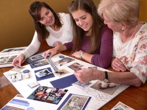 Create a Memorial Service