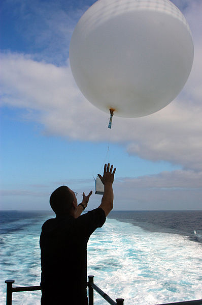 Let Go of your Teenager - Balloon Release