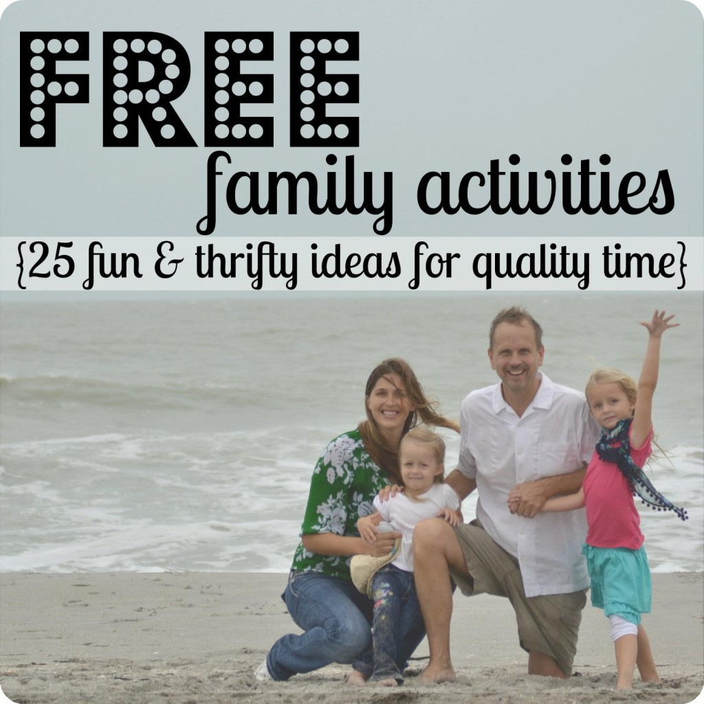 Family time fun ideas -1
