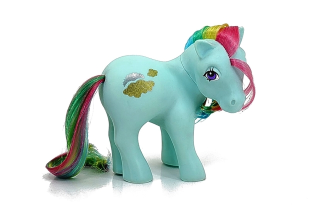 Fun Toys Of The 80s My Little Pony Time Capsule Company