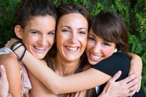 Impact the Next Generation - Family Photo