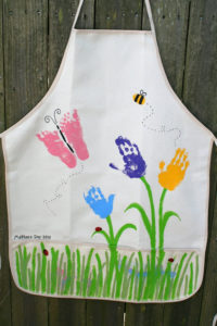 Mother's Day Gifts from Kids - Apron