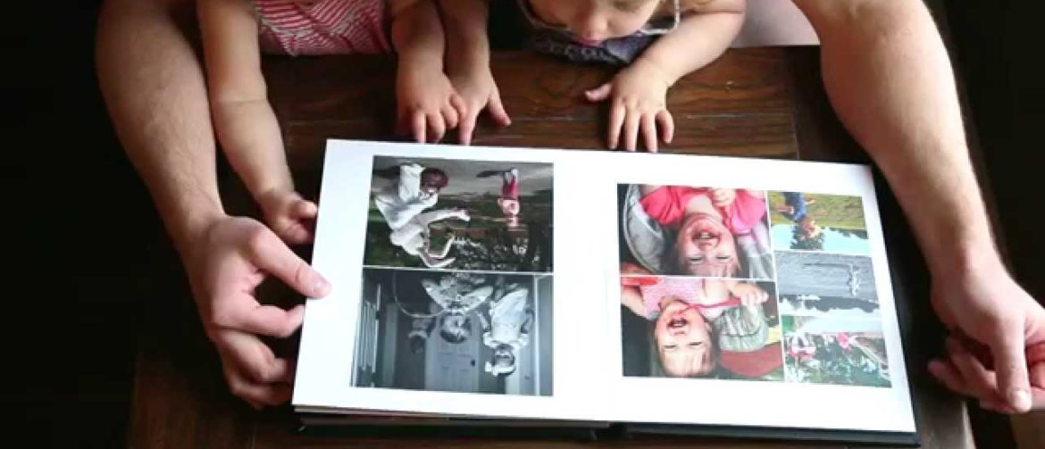Important Pages for your Family Album - photo album with family
