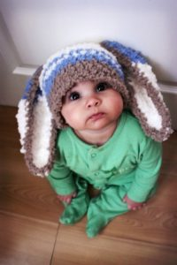 Baby Registry Must Haves - Bunny Hat
