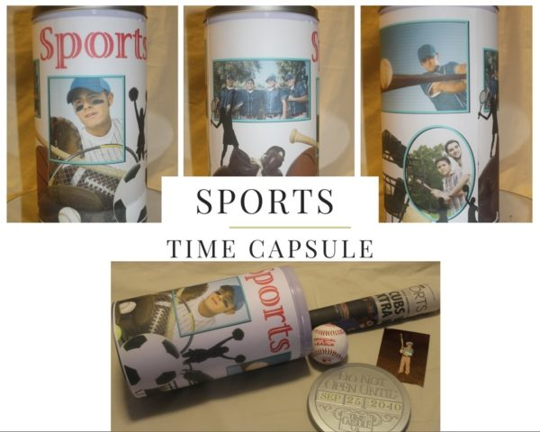 Cubs Time Capsule Moment - Sports Time Capsule