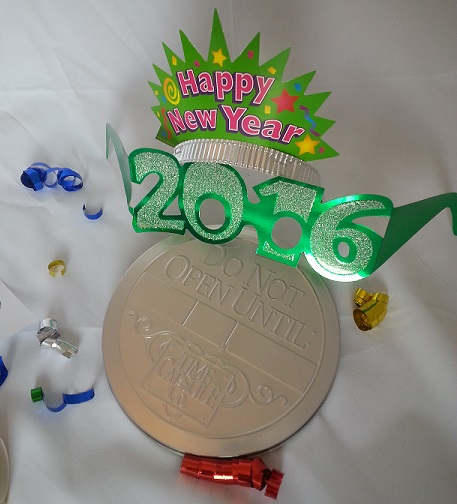 New Year and a New You - New Years Time Capsule