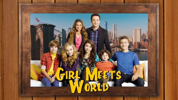 TV Show Remakes - Girl Meets World Video
