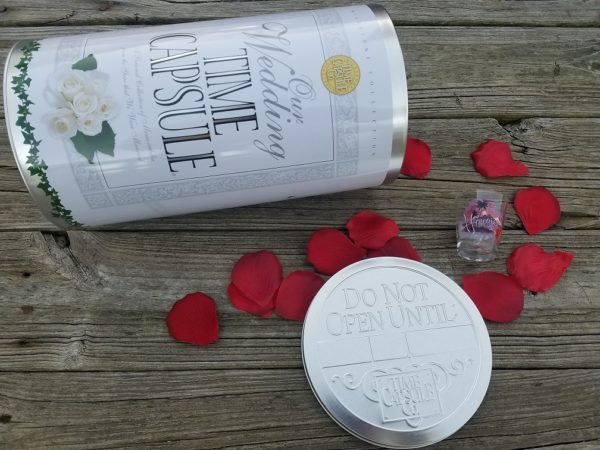 Anniversary to Remember - Wedding Time Capsule with Souvenir