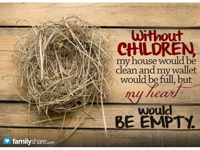 Empty Nest Fun - Quote