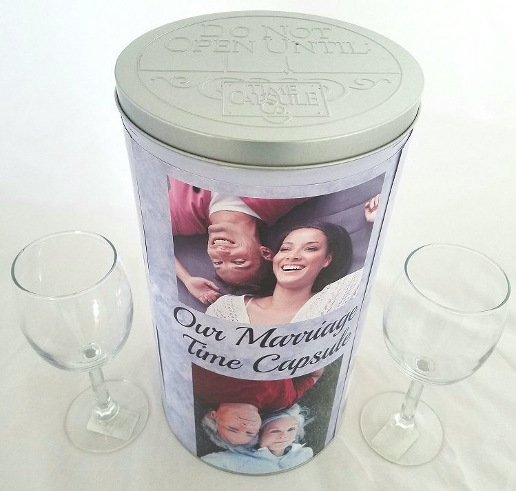 Anniversary to Remember - Marriage Time Capsule