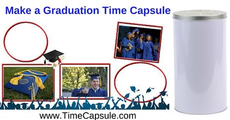 Make a Graduation Time Capsule