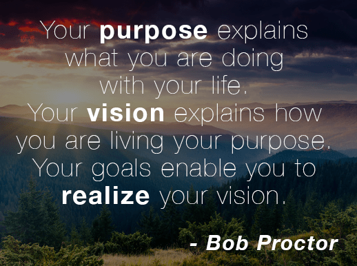 Life Vision - Quote
