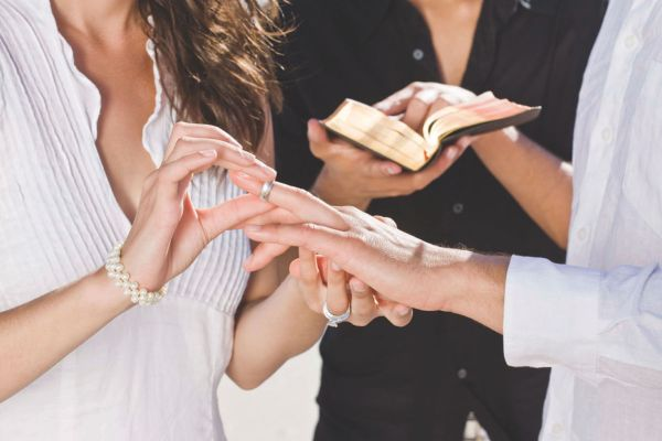 Creating a Personalized Wedding Ceremony - Vows