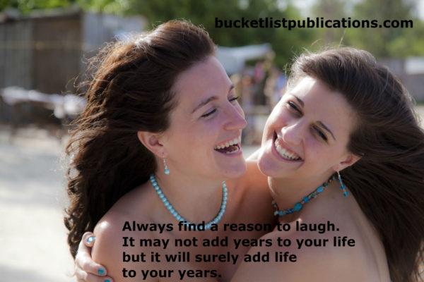 Laughter List - Friends