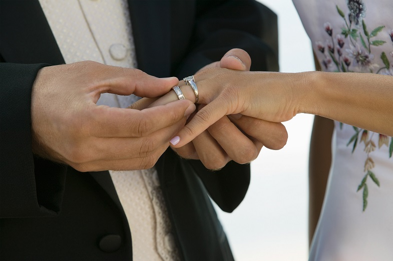 Finding the Perfect Wedding Rings Time Capsule Company