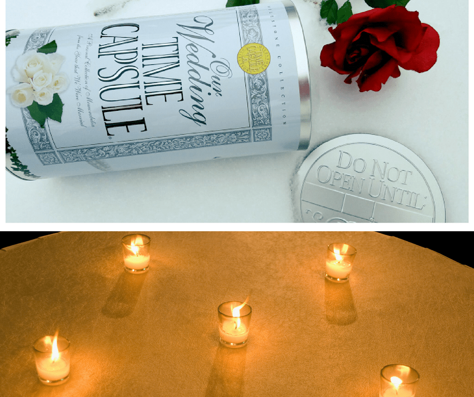 Wedding Memorial Candles